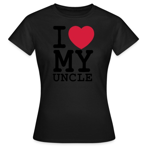 uncle2 - Women's T-Shirt