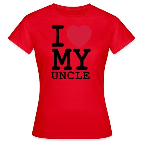 uncle2 - Women's T-Shirt