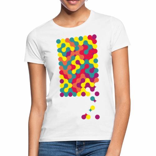 Falling ap-art - Women's T-Shirt