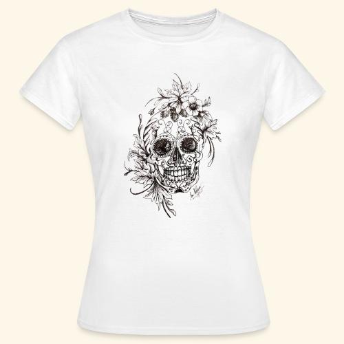 SkullDrawings - T-shirt dam