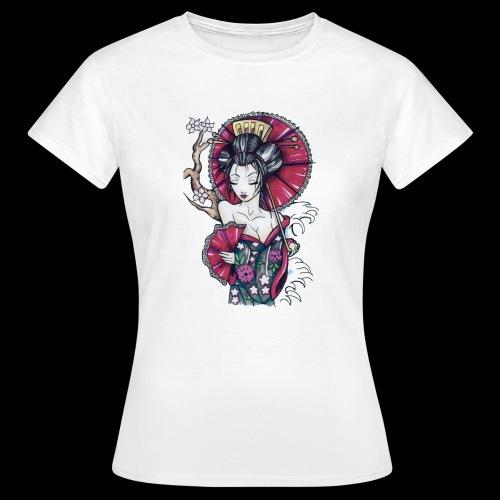 Geisha2 - Maglietta da donna