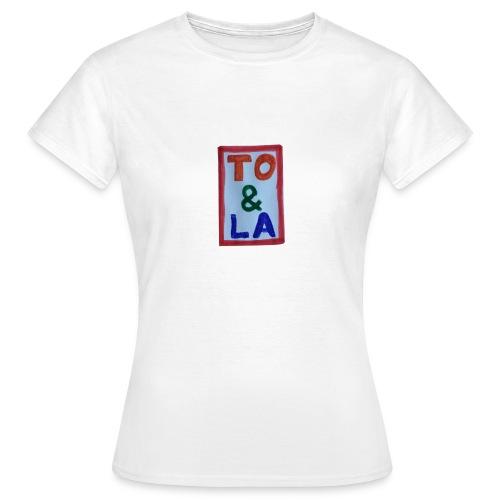TO & LA - Koszulka damska