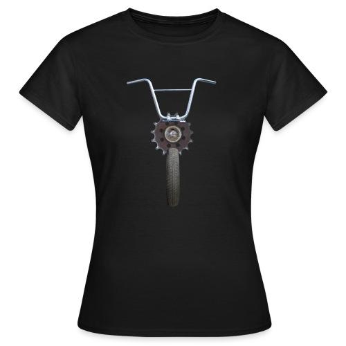 tough ride - Vrouwen T-shirt