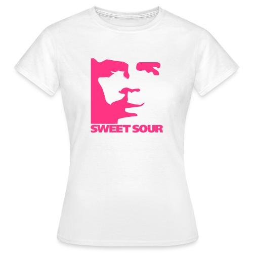 Sweet sour - Women's T-Shirt