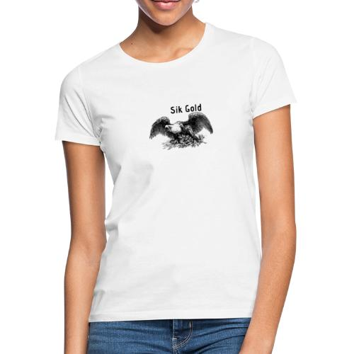 SikGold - Camiseta mujer