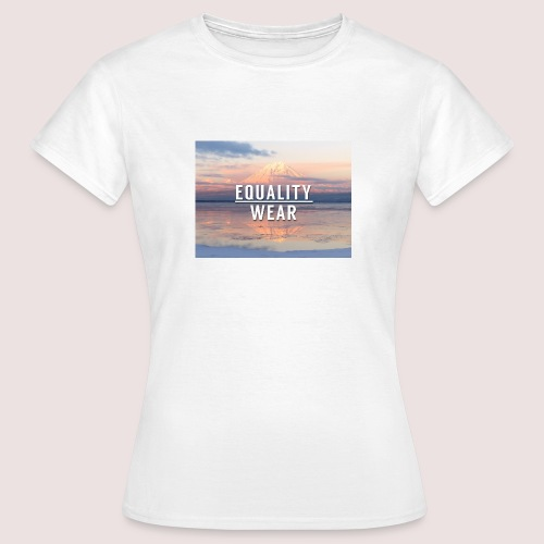 Mountain Equality Edition - Women's T-Shirt