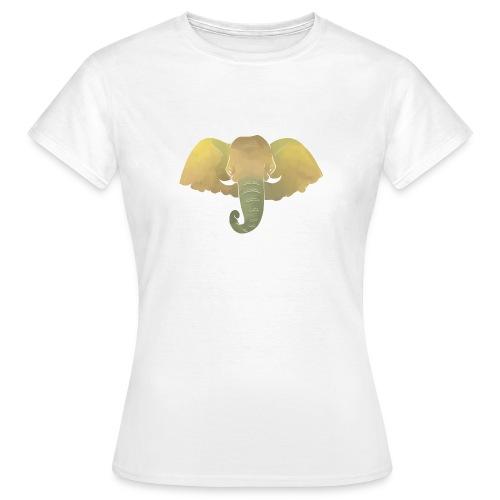 Elefant - Elefantenkopf - Frauen T-Shirt