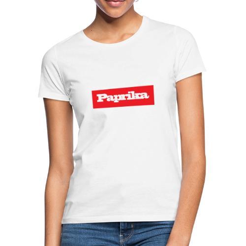 paprika - Frauen T-Shirt