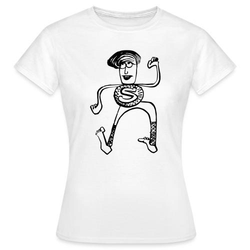 Super Pino - Maglietta da donna