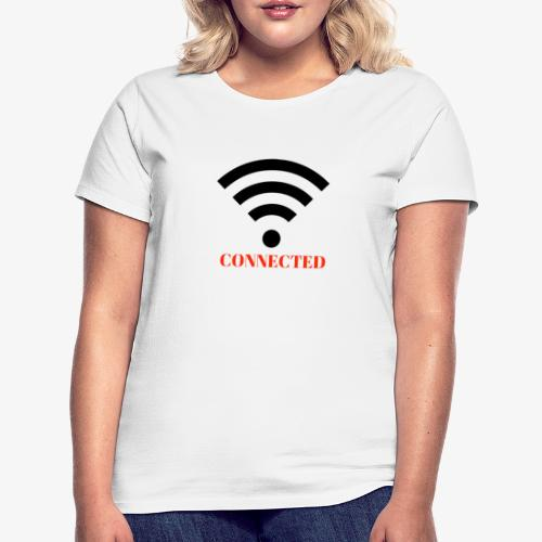 CONNECTED - T-shirt dam
