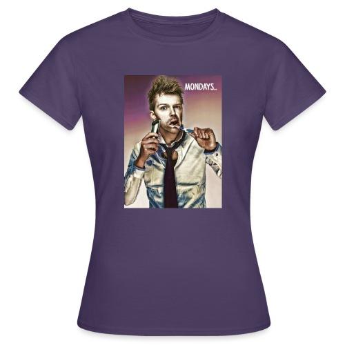 Rush hour on monday - Women's T-Shirt