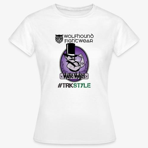 myles front 0518 - Women's T-Shirt