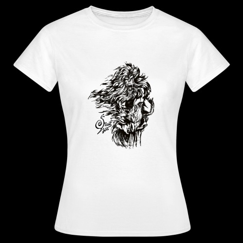 Bigfoot - Maglietta da donna