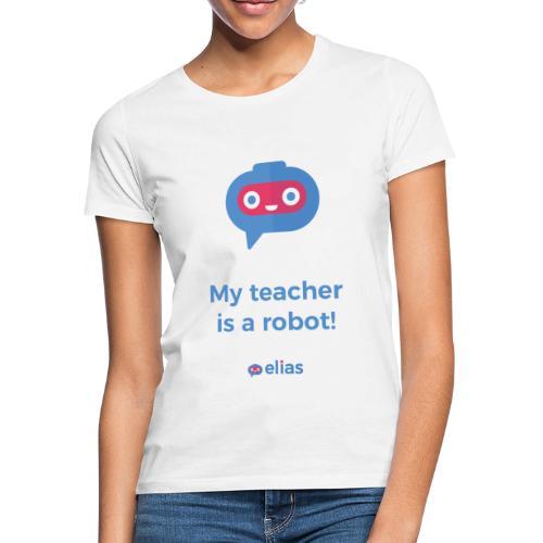 Robot Head - Naisten t-paita