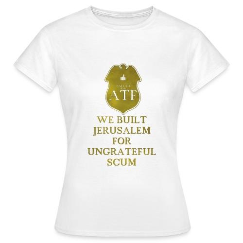 atf - Women's T-Shirt