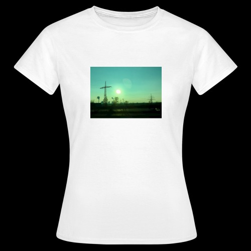 pollution - Vrouwen T-shirt