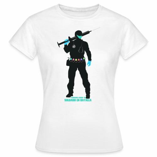 Nuestros Heroes - Camiseta mujer