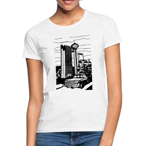 BEOGRAD GENEX TOWER - Maglietta da donna