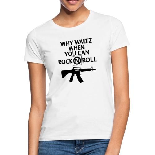 lost boys why waltz - Women's T-Shirt