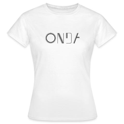 Onda base - Frauen T-Shirt