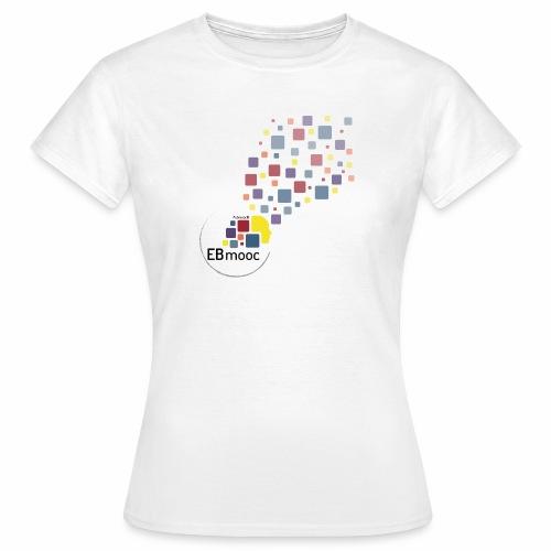 EBmooc T-Shirt 2018 - Frauen T-Shirt