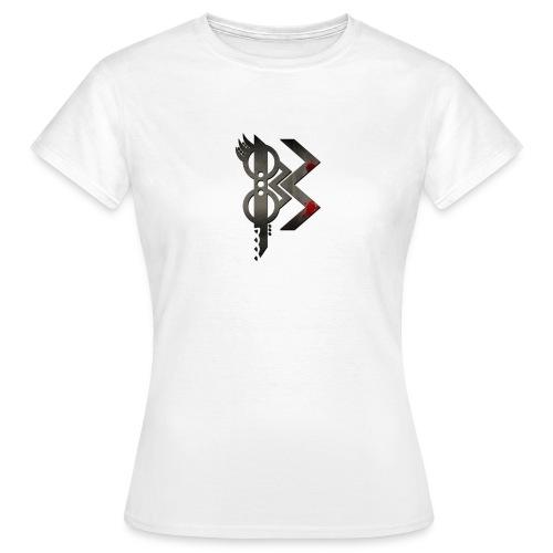 viking lettre B - T-shirt Femme