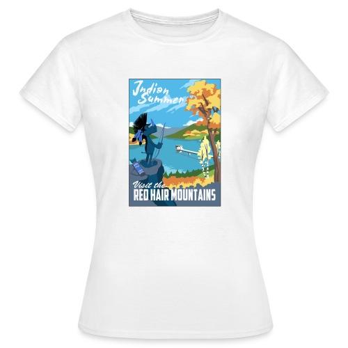 Indian Summer - Frauen T-Shirt