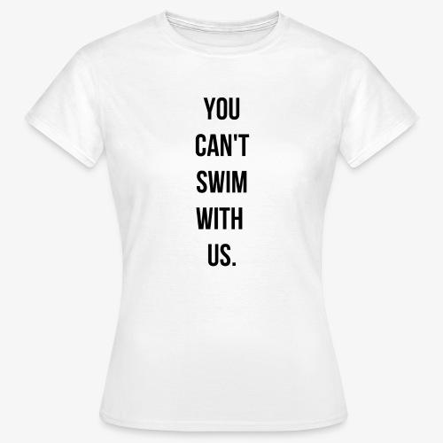 swim - T-shirt Femme