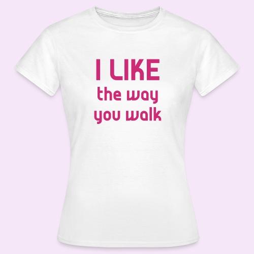 Vierdaagse Nijmegen - I Like the Way PINK - Vrouwen T-shirt