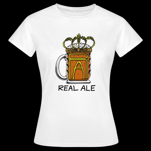 Real Ale - Women's T-Shirt