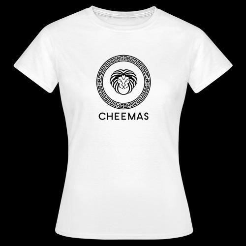 CHEEMAS - T-shirt Femme