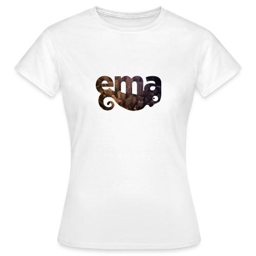 Kameleon in der Grossstadt - Frauen T-Shirt