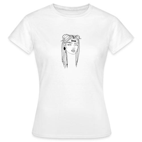 Deep - Girl - Maglietta da donna