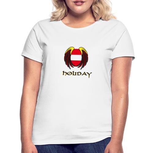 Holiday Österreich - Frauen T-Shirt