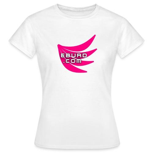 EBURD LOGO GROSS - Frauen T-Shirt