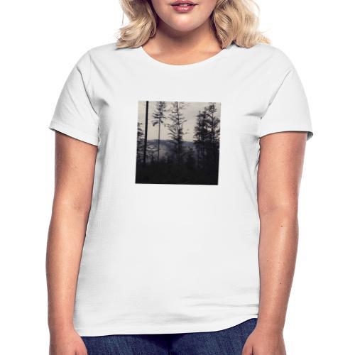 LAS W GÓRACH - Koszulka damska