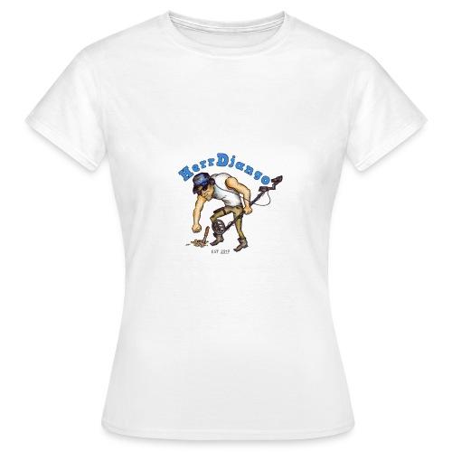 HerrDjango - Frauen T-Shirt