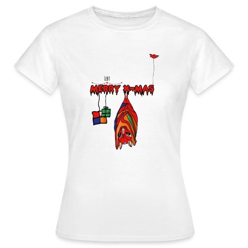 Merry X-MAS - Frauen T-Shirt