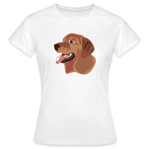 Dog by liod - T-shirt Femme