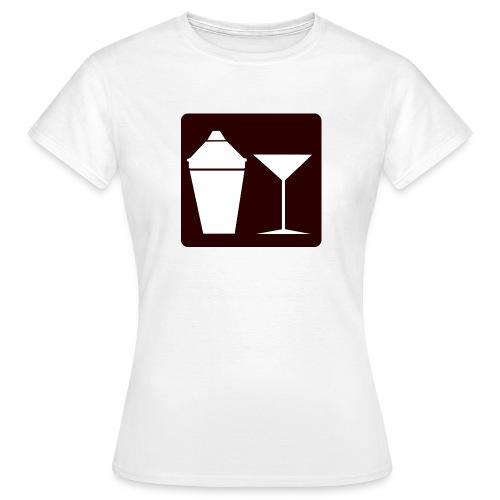 Alkohol - Frauen T-Shirt