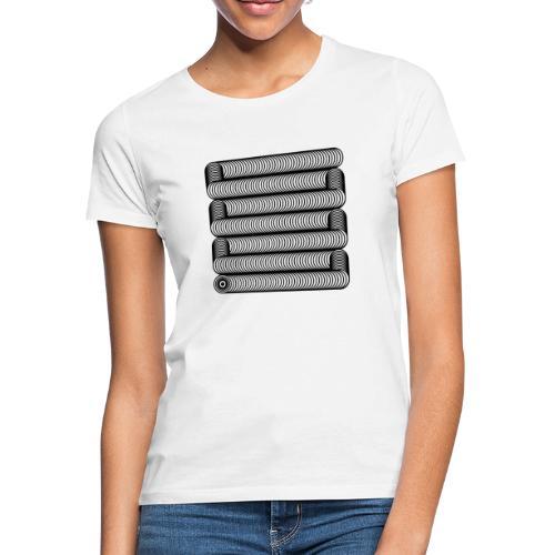 Wavesnake - Vrouwen T-shirt