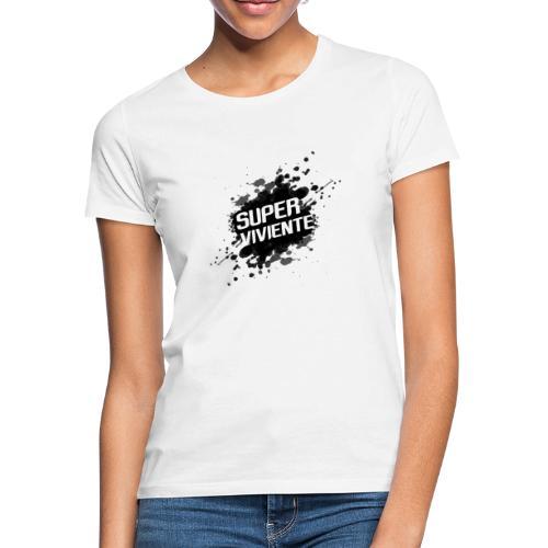 Superviviente - Camiseta mujer