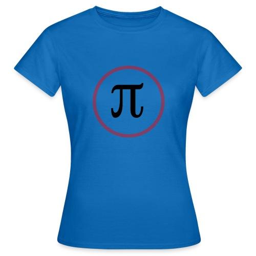 Pi - Naisten t-paita
