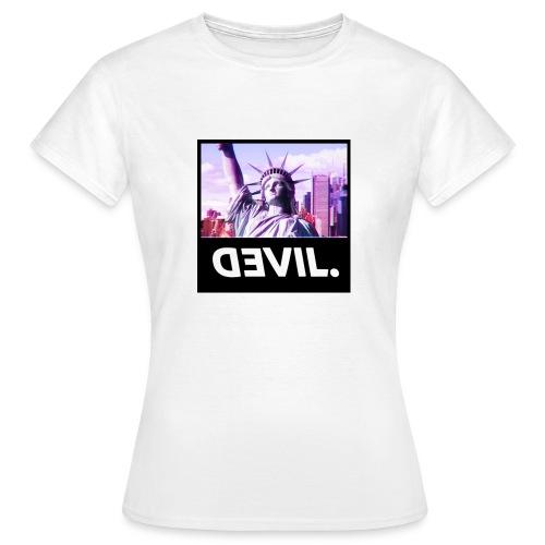 DEVIL. - T-shirt Femme