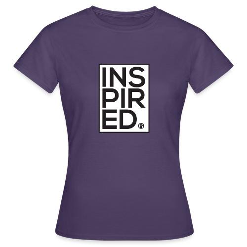 Inspired6 Tee White - Women's T-Shirt