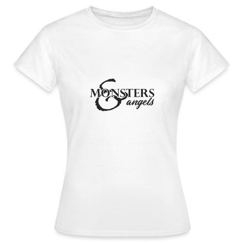 Monsters & Angels - Women's T-Shirt