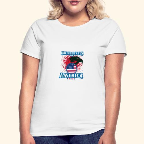 UNITED STATES AMERICA - Women's T-Shirt