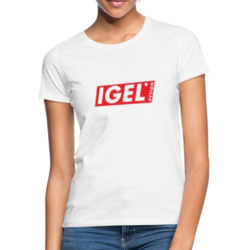 IGEL Design - Frauen T-Shirt