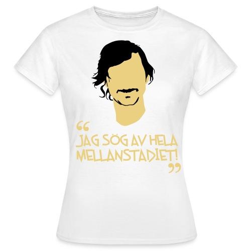 m - T-shirt dam