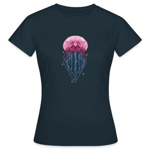 Qualle Naturschutz Geschenkidee - Frauen T-Shirt